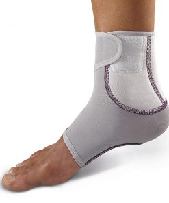 side view push care ankle brace