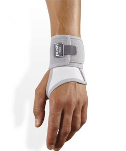Push care wrist brace top view